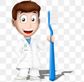 Dentistry - Dentistry Tooth Brushing Clip Art PNG
