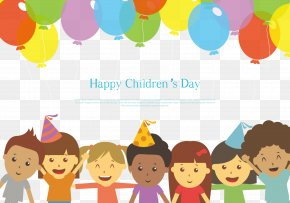 Vector Material Children's Day - Children's Day Holiday Illustration PNG