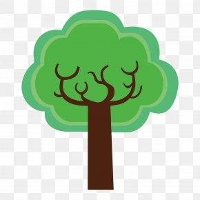 Vector Cartoon Tree - Louguantai Euclidean Vector Issuu Computer File PNG