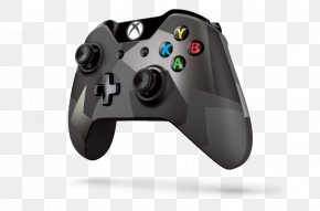 Controller - Xbox One Controller Microsoft Xbox One S Game Controllers Video Games PNG