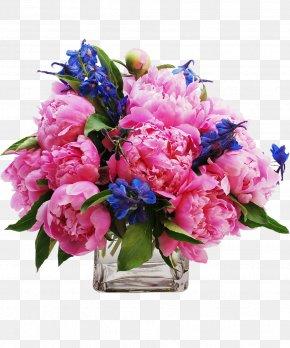 Babys Breath Flower Bouquet - Floral Design Flower Bouquet Peony Floristry PNG
