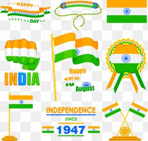 Vector Flag Of India - Indian Independence Movement Indian Independence Day Flag Of India PNG