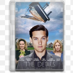The Details - Poster Photomontage PNG