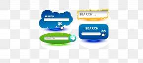 Web Page Navigation Buttons Search Box Free Downloads - Search Box Button Download Icon PNG