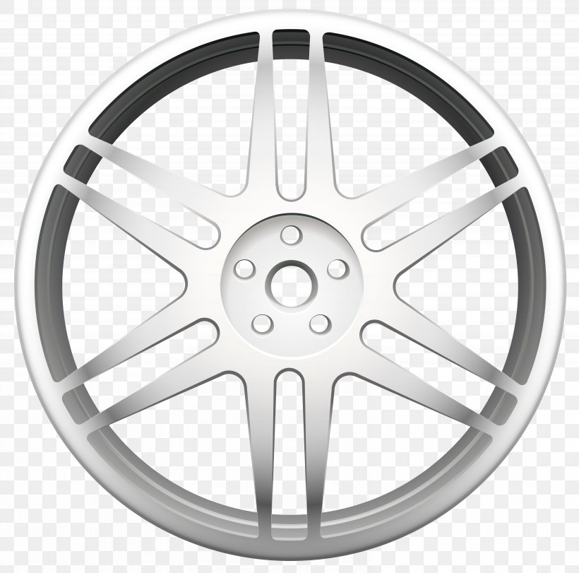 Car Wheel Clip Art, PNG, 6350x6286px, Car, Alloy Wheel, Auto Part, Automotive Wheel System, Bicycle Wheel Download Free