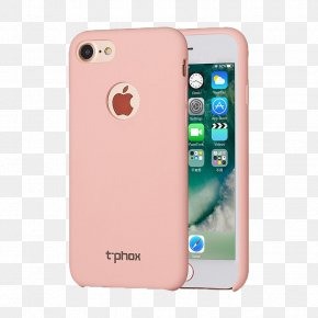 Pink Iphone7 Phone Shell - IPhone 7 Plus IPhone 8 Plus IPhone 6 Plus IPhone 6s Plus PNG