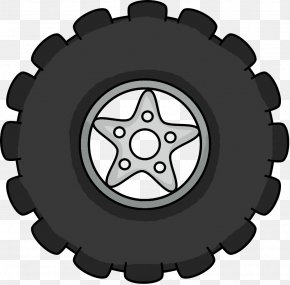 Car - Tire Car Alloy Wheel Clip Art PNG