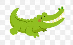 Crocodile - Animal Clip Art PNG