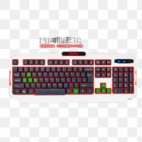 Gaming Keyboard Free Pictures - Computer Keyboard Computer Mouse Roccat Gaming Keypad Gamer PNG