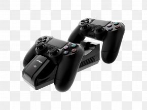 Joystick - Game Controllers Joystick PlayStation Battery Charger Video Game Consoles PNG