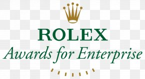 Rolex Logo Transparent - London Rolex Awards For Enterprise Watch PNG