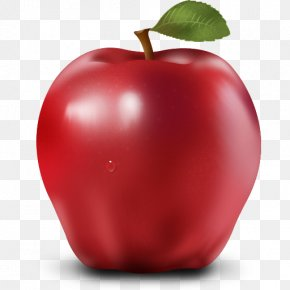 Red Apple - Apple Icon Image Format Clip Art PNG