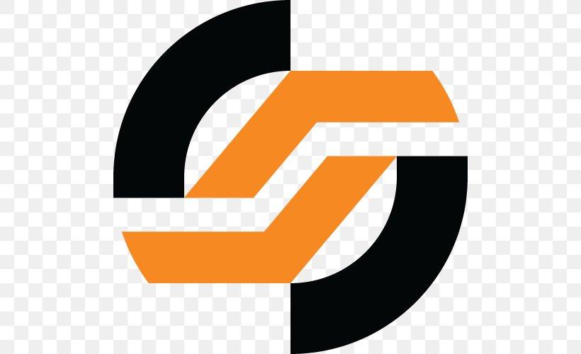 Logo Brand Trademark Line, PNG, 500x500px, Logo, Brand, Orange, Symbol, Text Download Free
