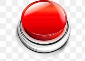 Material Property Red - Red Material Property Circle PNG