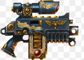 Weapon - Warhammer 40,000: Space Marine Space Marines Weapon Warhammer Fantasy Battle PNG
