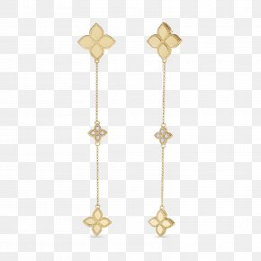 Jewellery - Earring Body Jewellery Necklace Colored Gold PNG