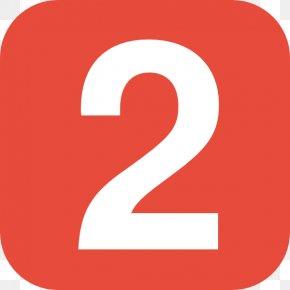 Number 2 - Icon Design Iconfinder Flat Design Icon PNG