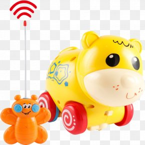 Electric Remote Control Toys - Stuffed Toy Remote Control Hello Kitty PNG