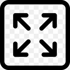 Symbol - Zooming User Interface Icon Design PNG
