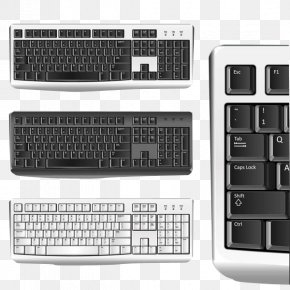Keyboard - Computer Mouse Computer Graphics Icon PNG