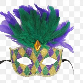 Funny Mask - Mask Mardi Gras Masquerade Ball Party PNG