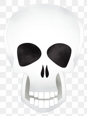 White Skull Transparent Clipart - Bone Disease Osteoclast Ossification Osteoblast PNG