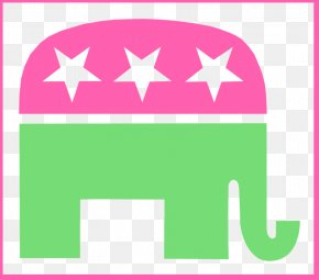 Republican Party Elephant - Clermont County, Ohio Republican Party United States Presidential Election, 1984 Candidate Voting PNG
