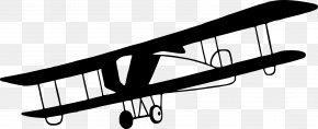 Aeroplane - Airplane Aircraft Biplane Clip Art PNG