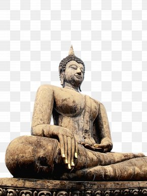 Zen Ancient History - Buddha Cartoon PNG
