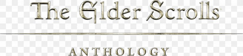 The Elder Scrolls Online The Elder Scrolls III: Morrowind The Elder Scrolls V: Skyrim The Elder Scrolls II: Daggerfall Oblivion, PNG, 2806x655px, Elder Scrolls Online, Bethesda Softworks, Brand, Calligraphy, Elder Scrolls Download Free