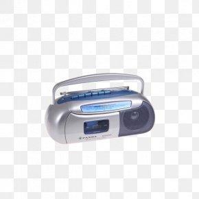 Panda (PANDA) Portable Recorders Recorder - Tape Recorder Phonograph Download PNG