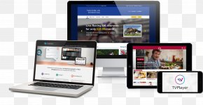 Pay Television - TVPlayer Streaming Media Over-the-top Media Services Television Handheld Devices PNG