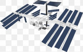 Cliparts Space Station - International Space Station Outer Space Spacecraft Clip Art PNG