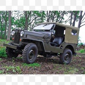 Jeep CJ - Jeep CJ Jeep Wrangler Willys MB Willys Jeep Truck PNG