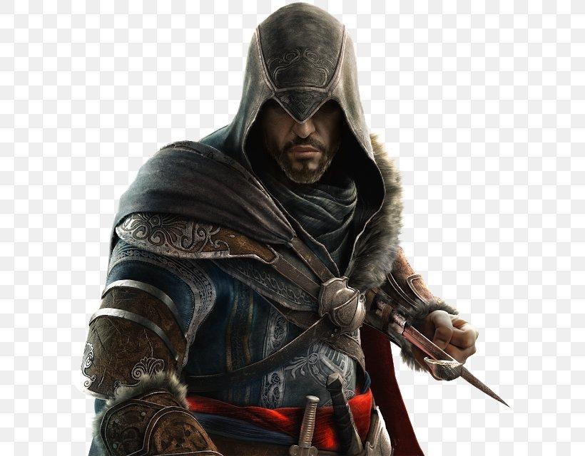 Assassin's Creed: Revelations Assassin's Creed: Brotherhood Assassin's Creed III Assassin's Creed IV: Black Flag, PNG, 612x640px, Ezio Auditore, Action Figure, Assassins, Jacket, Mercenary Download Free