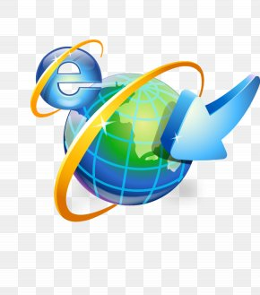 Blue Planet Science And Technology - Internet World Wide Web Website Icon PNG
