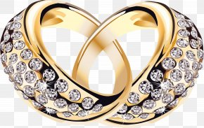 Jewelry Image - Wedding Ring Engagement Ring PNG
