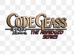 Code Geass - Logo Lelouch Lamperouge Geass Television Show PNG