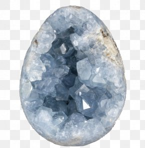 Gemstone - Crystal Mineral Quartz Gemstone Geode PNG