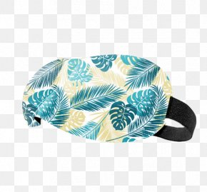 Feather Goggles - Feather Blindfold PNG