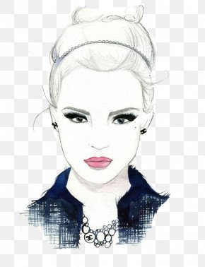 Bine Illustration - Drawing Fashion Illustration Image Art PNG