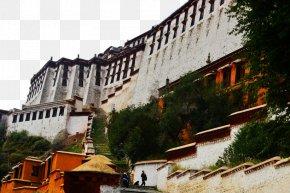 Inner Mongolia Potala Palace Photos Four - Potala Palace Namtso Inner Mongolia Buri Mabu PNG