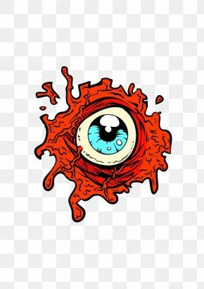 Eye - Euclidean Vector Eye Tattoo PNG