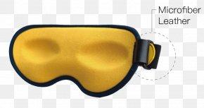 Goggles Blindfold Glasses Sleep PNG