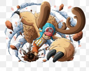 One Piece - Tony Tony Chopper One Piece Treasure Cruise Monkey D. Luffy Brook Vinsmoke Sanji PNG