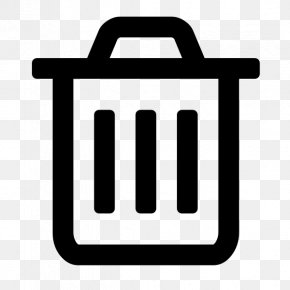 Font Awesome Cross - Rubbish Bins & Waste Paper Baskets Font Awesome PNG