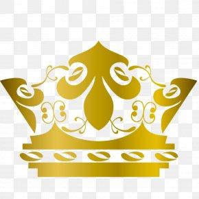 Golden Crown - Crown Of Queen Elizabeth The Queen Mother Gold Clip Art PNG