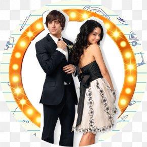 High School Musical - Gabriella Montez Troy Bolton High School Musical Song Lyrics PNG