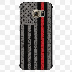 Firefighter Flag - Mobile Phone Accessories Flag Of The United States Rectangle PNG