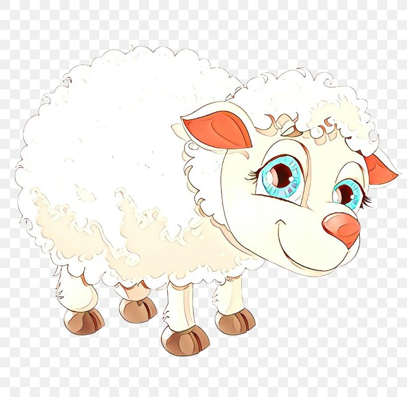Sheep Cattle Illustration Dog Mammal, PNG, 800x800px, Sheep, Animal Figure, Animation, Art, Canidae Download Free